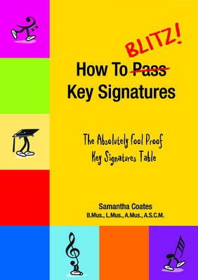 How To Blitz Key Signatures