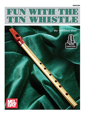 Fun With The Tin Whistle Bk/ola