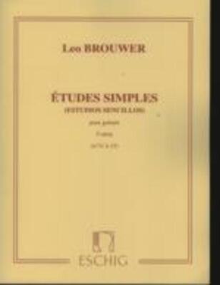 Simple Studies Bk 3 Nos 11-15 Gtr