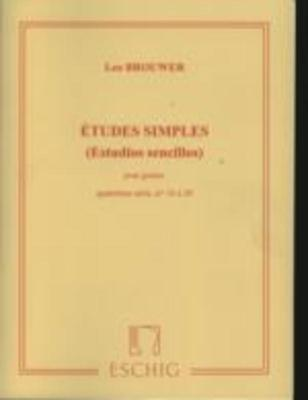 Simple Studies Bk 4 Nos 16-20