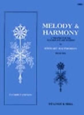Melody And Harmony Bk 1