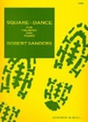 Square Dance For B Flat Trumpet And Piano