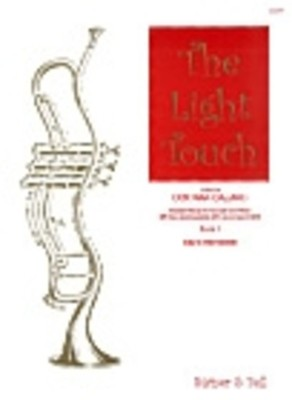 Light Touch Bk 1 Graded Pieces For Trumpet/piano
