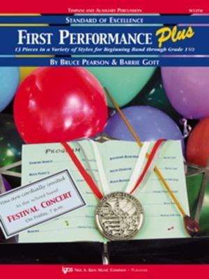 First Performance Plus Timpani/aux Percussion