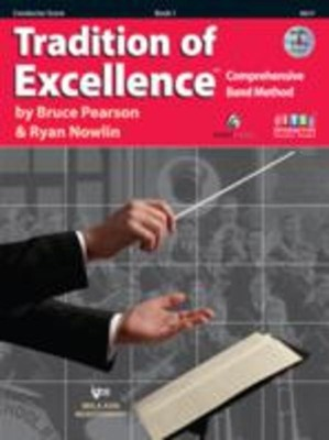 Tradition Of Excellence Bk 1 Bk/dvd