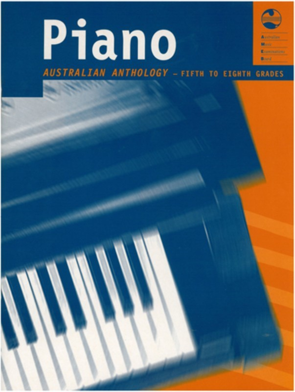 Picture of AMEB AUSTRALIAN PIANO ANTHOLOGY GRADE 5 TO 8 : Australian Piano Anthology - Fifth to Eighth Grades