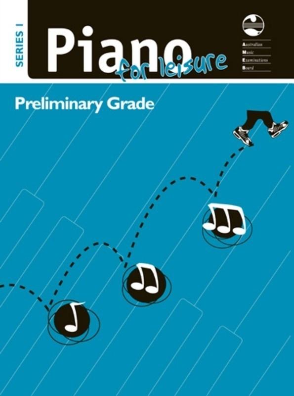 Picture of AMEB PIANO FOR LEISURE PRELIMINARY SERIES 1 : Piano for Leisure Series 1 - Preliminary Grade