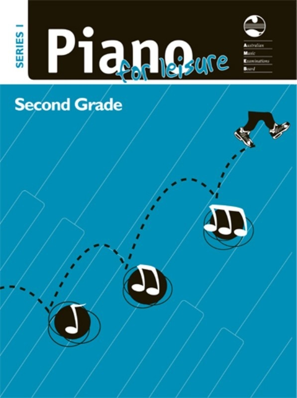 Picture of AMEB PIANO FOR LEISURE GRADE 2 SERIES 1 : Piano for Leisure Series 1 - Second Grade