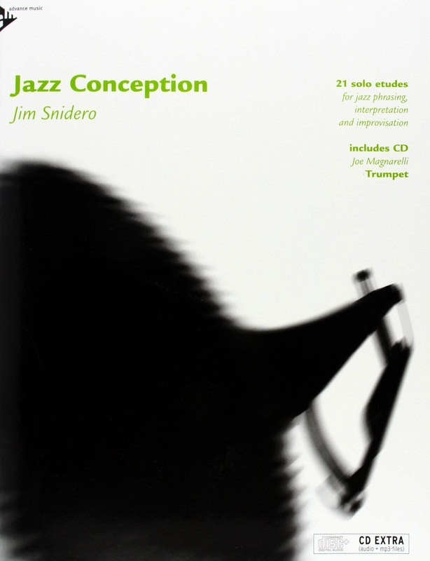 Jazz Conception For Trumpet BK/CD