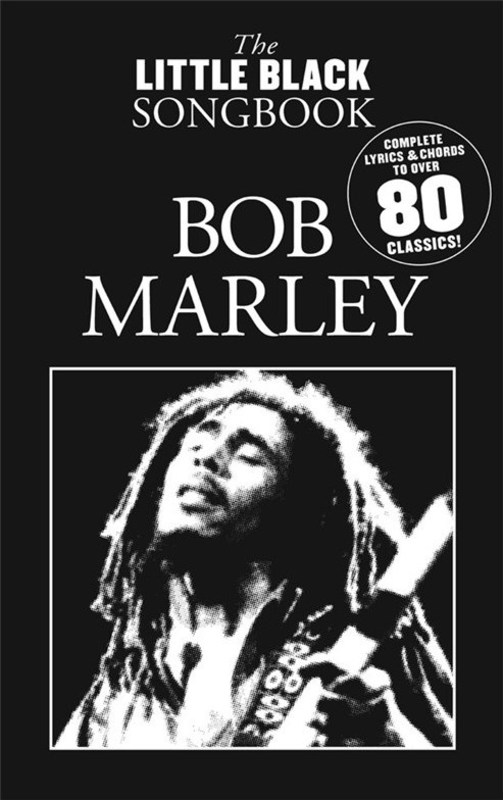 Picture of LITTLE BLACK BOOK OF BOB MARLEY : The Little Black Book of Bob Marley