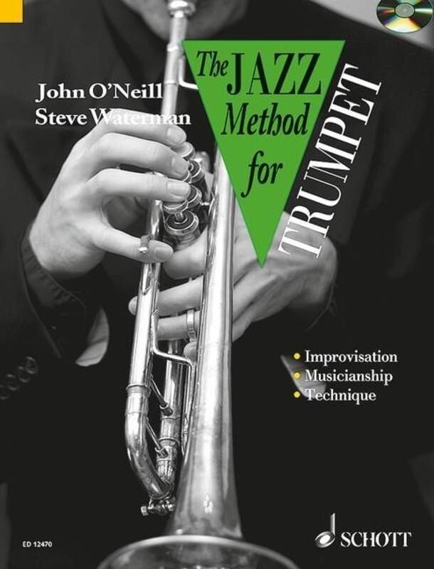 Jazz Method For Trumpet BK/CD