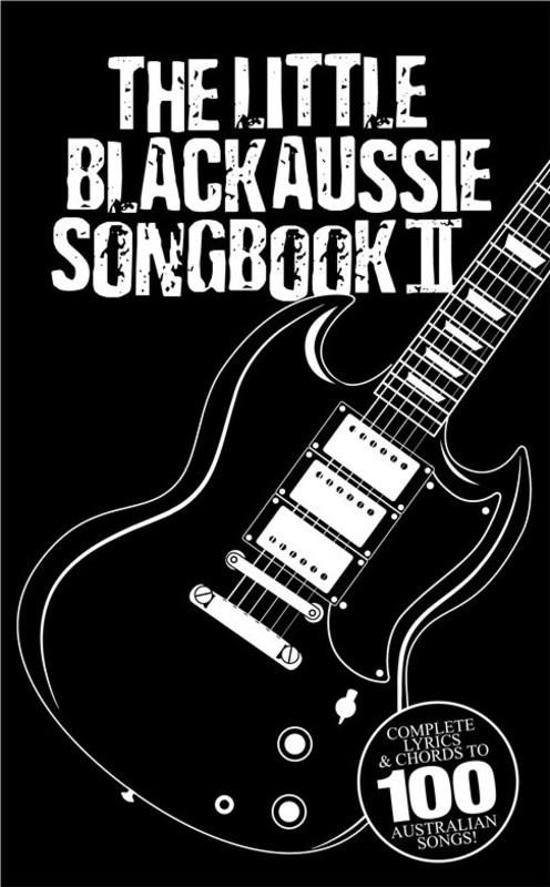Picture of LITTLE BLACK BOOK OF AUSSIE SONGBOOK VOL 2 : The Little Black Book of Aussie Songbook Vol. 2