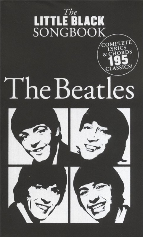 Picture of LITTLE BLACK BOOK OF BEATLES : The Little Black Book of Beatles