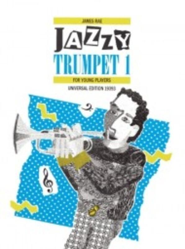 Jazzy Trumpet Bk 1
